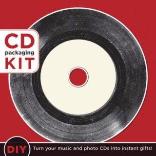 CD Packaging Kit 2 Tbd by Jason Munn 2008, Kit