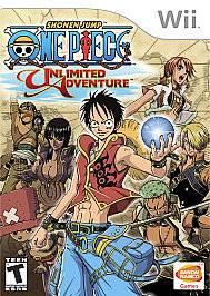 One Piece Unlimited Adventure Wii, 2008