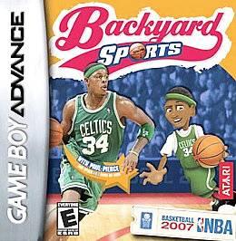 Backyard Basketball 2007 Nintendo Game Boy Advance, 2006