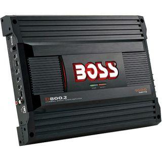 Boss D800.2 Car Amplifier