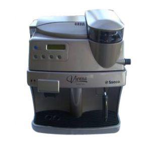 Saeco Vienna DeLuxe 2 Cups Coffee and Espresso Maker