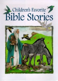 Childrens Favorite Bible Stories by Time Life Books Editors 1997
