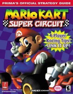 Mario Kart Super Circuit by Bryan Stratton 2001, Paperback