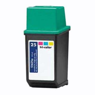 HP 25 51625A Tri Color Ink Cartridge