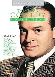 The Classic Comedy Collection 6 Pack DVD, 2008, 6 Disc Set