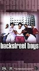 Backstreet Boys   For The Fans VHS, 2001