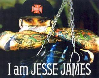 Am Jesse James by Jesse James 2004, Hardcover