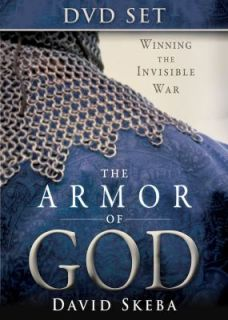 The Armor of God DVD Set Winning the Invisible War16 30 minute Lessons