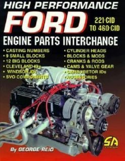 Ford 302 Engine Distributor Electronic 4320