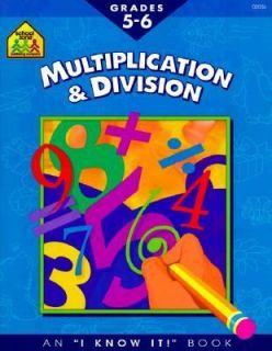 Math Basics 5 6 by Louanne Winkler and Martha Palmer 1994, Paperback