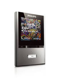 Philips GoGear ViBE SA2VBE 8 GB Digital Media Player