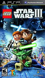LEGO Star Wars III The Clone Wars PlayStation Portable, 2011