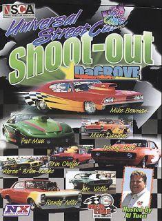 Universal Streetcar Shootout DVD, 2003
