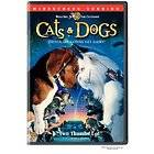 Cats Dogs DVD, 2010, WS With Cats Dogs 2 Movie Money