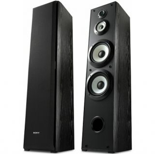 Sony SS F6000 Main Stereo Speakers