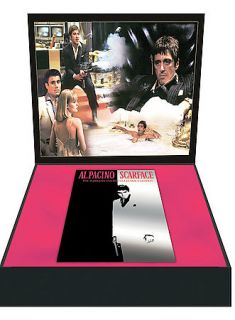 Scarface Deluxe Gift Set DVD, 2003, 2 Disc Set