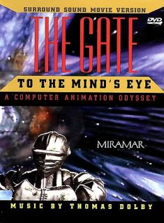 The Gate to the Minds Eye DVD, 1997