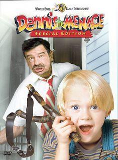 Dennis the Menace DVD, 2003, 10th Anniversary Widescreen Full Frame