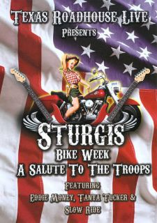 Texas Roadhouse Live Presents Sturgis Bike Week   A Salute to the