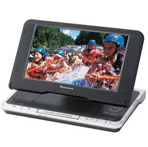 Panasonic DVD LS855 Portable DVD Player 8.5