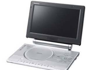 Panasonic DVD LX110 Portable DVD Player 11
