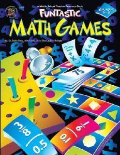 Funtastic Math Games by Alice Koziol, Dan Mulligan, Austin and Nelson