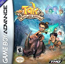 Tak The Great Juju Challenge Nintendo Game Boy Advance, 2005