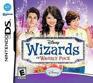 Wizards of Waverly Place Nintendo DS, 2009