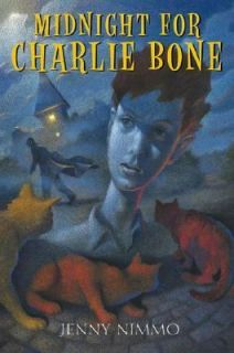 Midnight for Charlie Bone Bk. 1 by Jenny Nimmo 2003, Hardcover