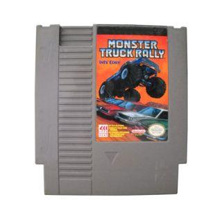 Monster Truck Rally Nintendo