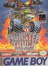 Monster Truck Wars Nintendo Game Boy, 1990