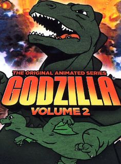 Godzilla The Original Animated Series   Vol. 2 DVD, 2007