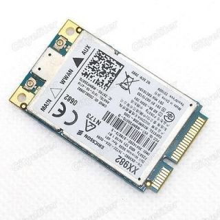 DELL 5530 3G HSDPA MINI CARD WWAN WIRELESS CARD XX982 0XX982 CN 0XX982