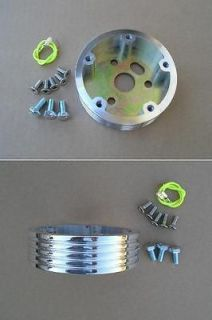 Hub Spacer 4 Grant APC Foreversharp 5 hole steering wheel to 3 hole