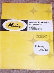 mosley antennas