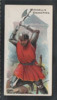 MITCHELL   ARMS & ARMOUR 1916 #16   SOLDIER WITH BATTLE AXE