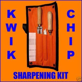 Genuine Stihl Chainsaw Chain Filing Sharpening Kit 3/8 5.2mm 13/16