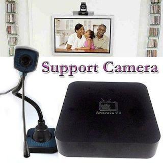 Full HD 1080P Smart TV BOX Network Google Media Player WiFi HDMI