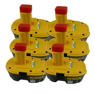 VOLT 2000mAh DC9096 XRP NiCD Battery Power Tool Batteries for DEWALT