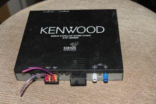 KENWOOD SIRIUS SATELLITE RADIO TUNER KTC SR901 9/12