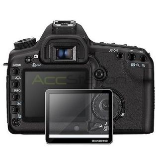 For Canon EOS 5D Mark II GGS Glass LCD Screen Protector