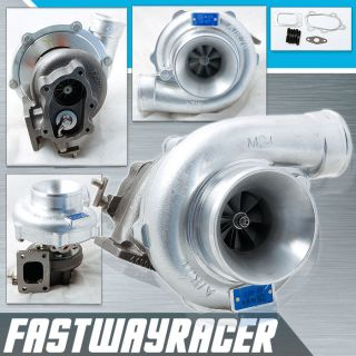 Universal GT2876R Turbo Charger T25 T28 Turbo Manifold Flange .86AR