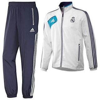 NEW ADIDAS REAL MADRID 2012 RONALDO PRESENTATION TRACK SUIT TRAINING