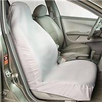 Bergan Seat Protector Bucket Cover gray Car Auto Pet Dog Travel