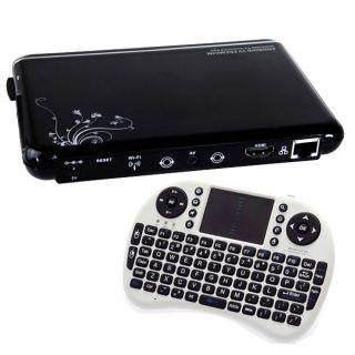 Android 4.0 Smart TV Box HDMI 1.4 Full HD Media Player WIFI Internet