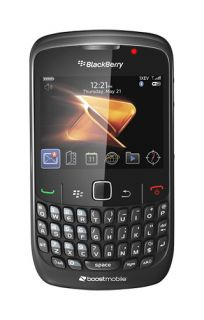 BlackBerry Curve 8530 Black Boost Mobile Phone, heavy