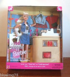 1997 Cool Shoppin Barbie with Working Cash Register ★NRFB★ (Z15)
