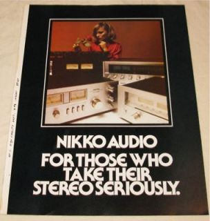 nikko receiver in Vintage Stereo Receivers