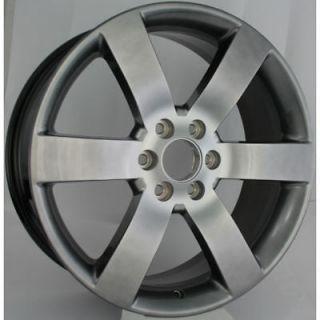 20 OEM Hyper Silver Chevrolet Trailblazer SS Wheels