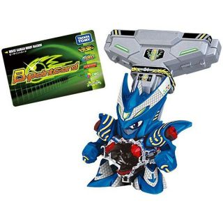 Takara B Daman Cross Fight CB 04 Entry Set Accel Dracyan Dx Set *New*